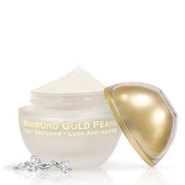 Crema Anti-Edad Diamond Gold Pearl Alissi Brontë. Crema..